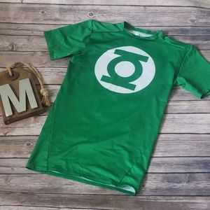 Under Armour Green Lantern compression shirt